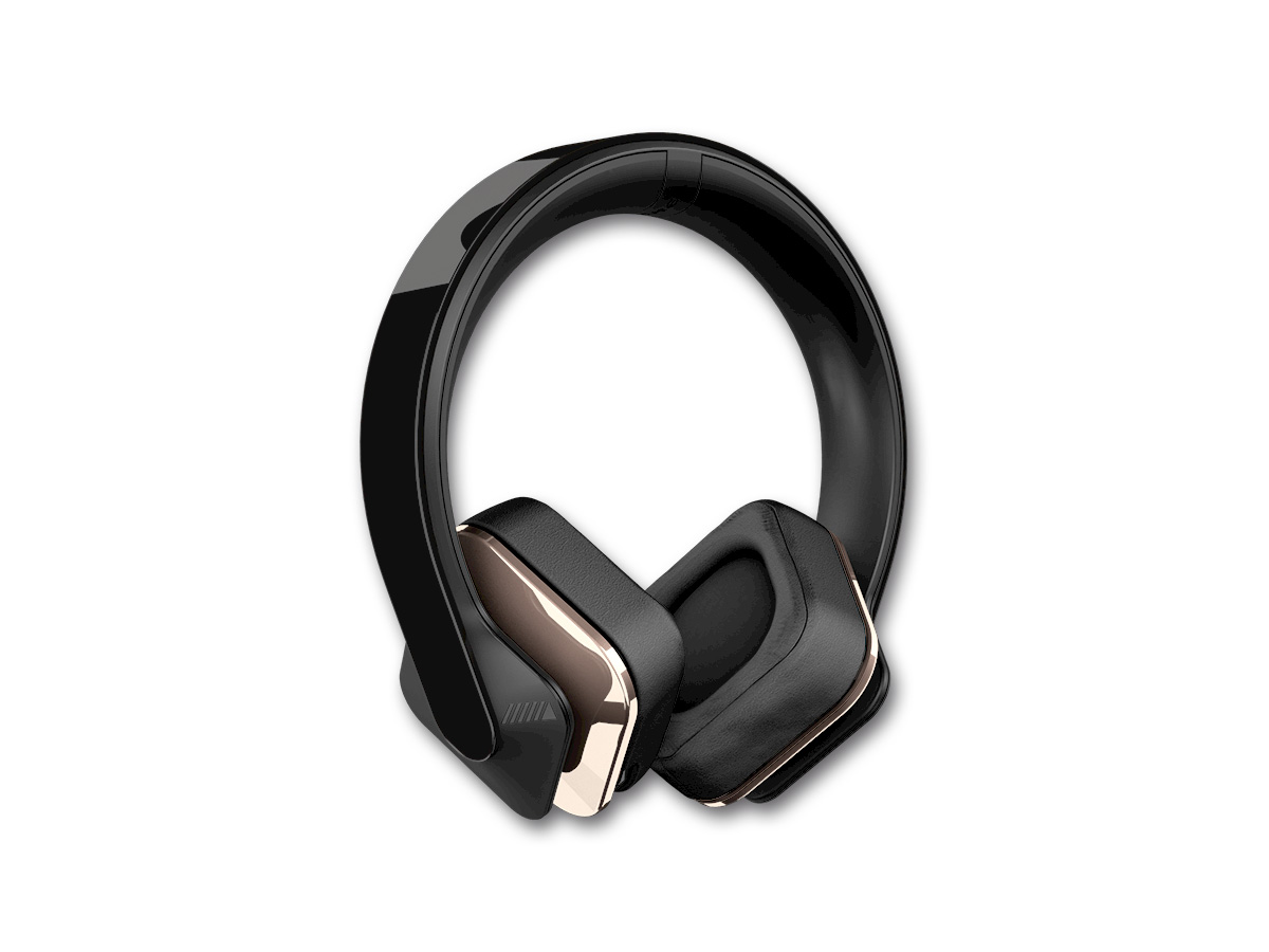Headphones black / gold (SV-H300UB)