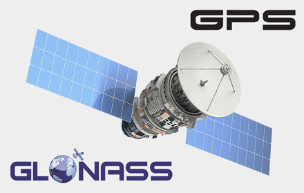 GPS and Glonass Compatible - X802D-U