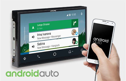 Freestyle - Works with Android Auto - X902D-F