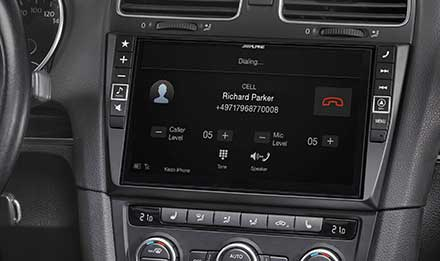 Golf 6 - Built-in Bluetooth® Technology - X901D-G6