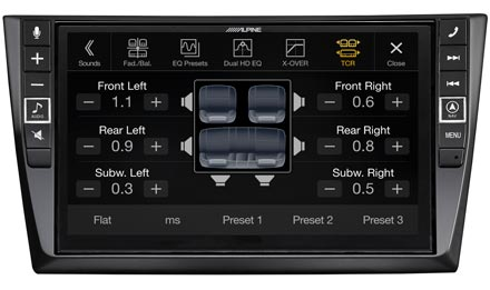 Golf 6 - Digital Time Correction  - X902D-G6