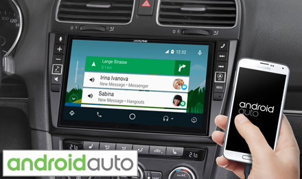Golf 6 - Works with Android Auto - i902D-G6